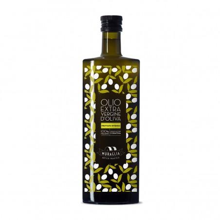 Olio extravergine di oliva Essenza Fruttato Intenso - Muraglia - 500ml
