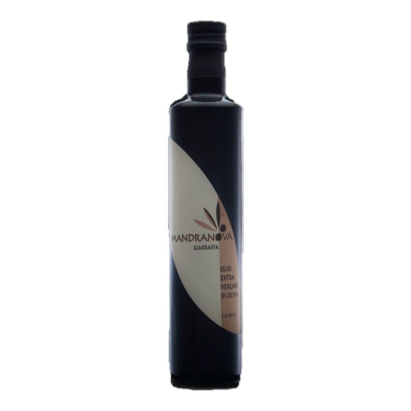 Olio extravergine di oliva Giarraffa - Mandranova - 500ml