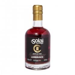 Aceto di Vino Monovitigno Lambrusco - I Solai - 250ml