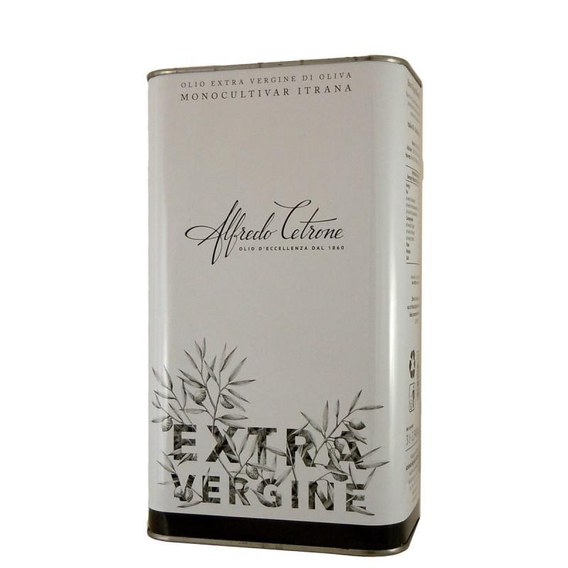 Olio extravergine di oliva latta - Cetrone - 3l
