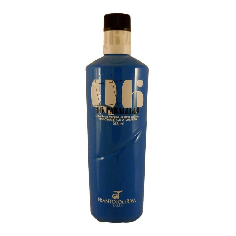 Extra Virgin Olive Oil 46° Parallelo monocultivar Casaliva - Frantoio di Riva - 500ml