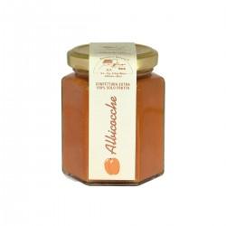 Confettura Extra Albicocche - Apicoltura Cazzola - 200gr