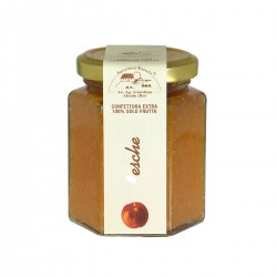 Confettura Extra Pesche - Apicoltura Cazzola - 200gr