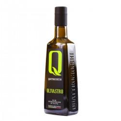 Olio extravergine di oliva Olivastro - Quattrociocchi - 500ml