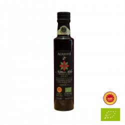 Extra Virgin Olive Oil Nettar Ibleo PDO Monti Iblei Organic - Agrestis - 250ml