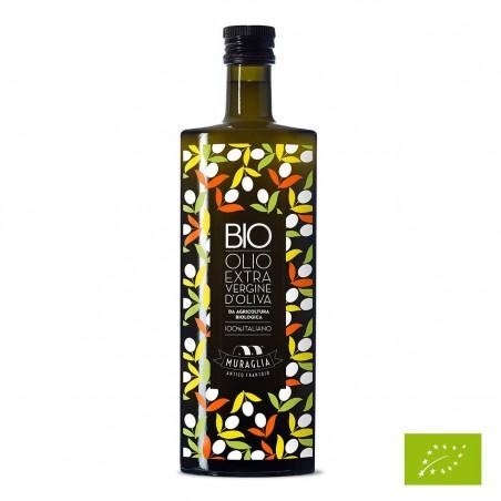 Olio extravergine di oliva Essenza Bio - Muraglia - 500ml