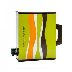 Olio extravergine di oliva Cru Muela Bag in Box - Sommariva - 2l
