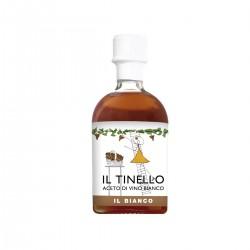 Aceto di Vino Bianco Il Tinello - Il Borgo del Balsamico - 250ml