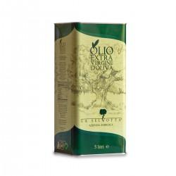 Olio extravergine di oliva blend Classico latta - La Selvotta - 5l