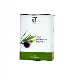 Olio extravergine di oliva Italico latta - Agraria Riva del Garda - 3l