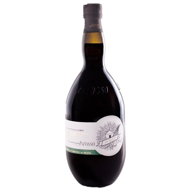 Olio extravergine di oliva 100% Italiano TUMAI - Anfosso - 1l