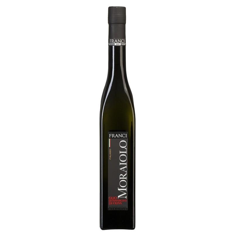 Olio extravergine di oliva Moraiolo - Franci - 500ml