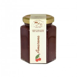 Confettura Extra Amarena - Apicoltura Cazzola - 200gr
