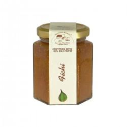 Confettura Extra Fichi - Apicoltura Cazzola - 200gr