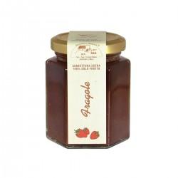 Confettura Extra Fragole - Apicoltura Cazzola - 200gr