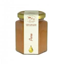 Confettura Extra Pere - Apicoltura Cazzola - 200gr