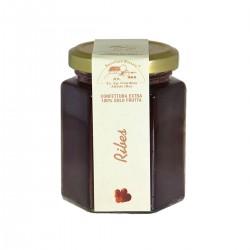 Confettura Extra Ribes - Apicoltura Cazzola - 200gr