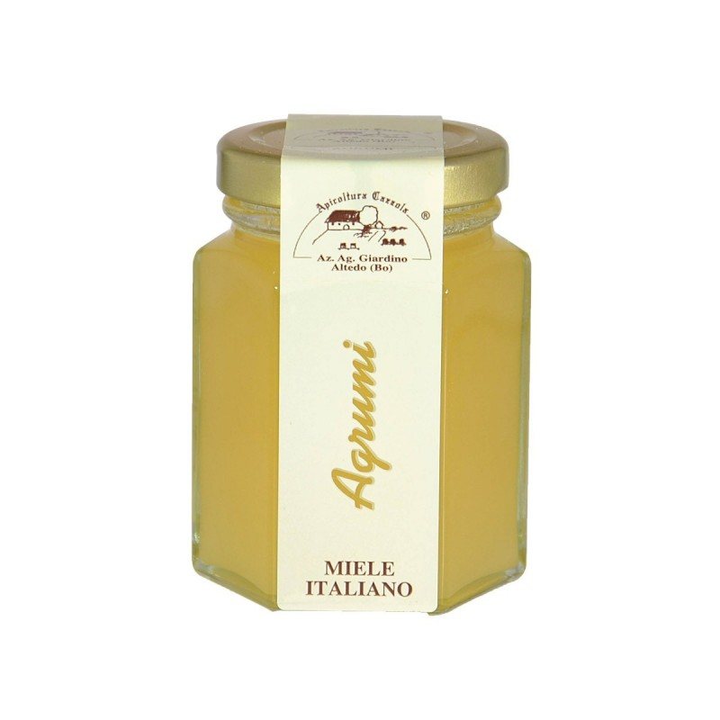 Miele Agrumi - Apicoltura Cazzola - 135gr