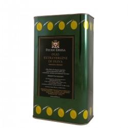 Olio extravergine di oliva monovarietale Cerasuola - Disisa - 3l