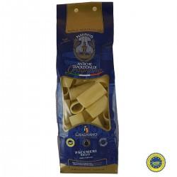 Paccheri Rigati IGP Gragnano - Antiche Tradizioni di Gragnano - 500gr