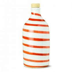 Olio extravergine di oliva Orcio ceramica Rosso - Muraglia - 500ml