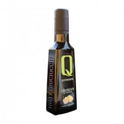 Olio extravergine di oliva Aromatico al Tartufo - Quattrociocchi - 250ml