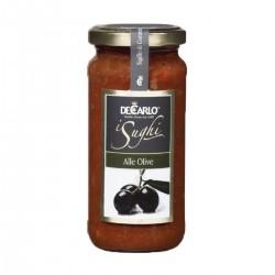 Sugo alle Olive - De Carlo - 220gr