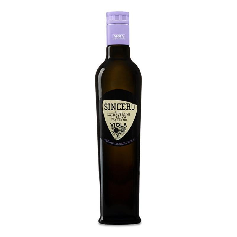 Olio extravergine di oliva Il Sincero - Viola - 500ml