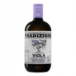 Olio extravergine di oliva Tradizione - Viola - 500ml