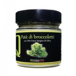Patè di Broccoletti - Quattrociocchi - 190gr