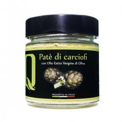 Patè di Carciofi - Quattrociocchi - 190gr