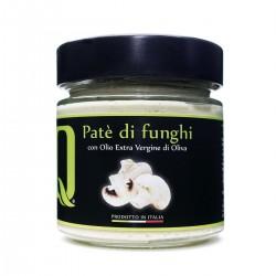Patè di Funghi - Quattrociocchi - 190gr
