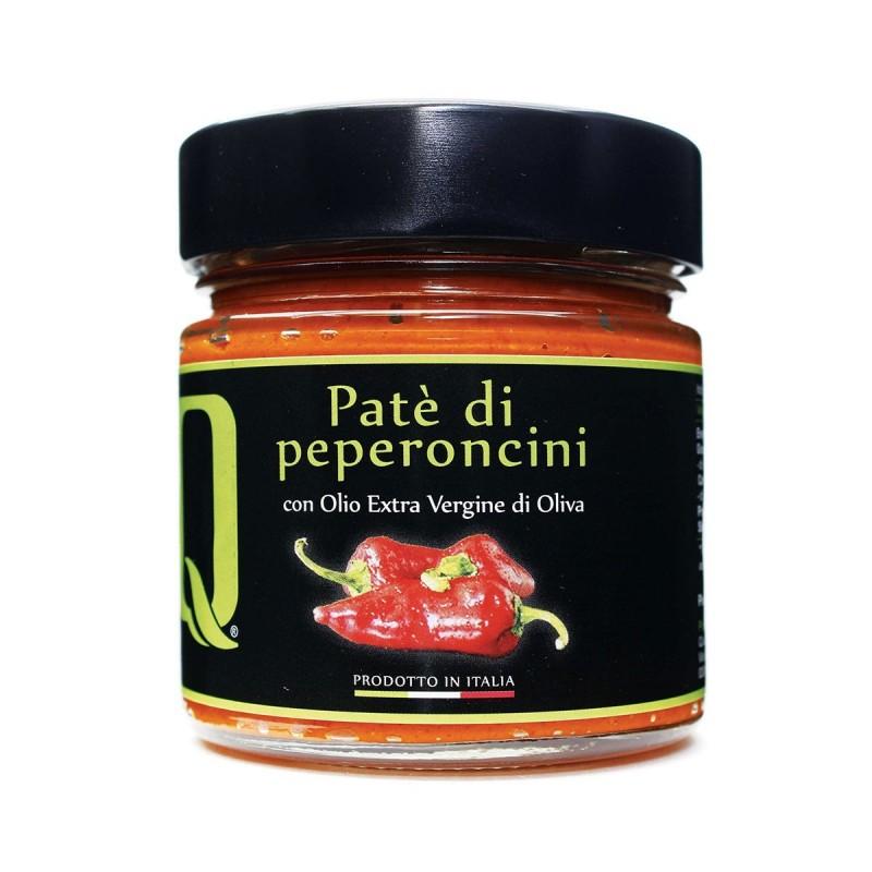 Patè di Peperoncini - Quattrociocchi - 190gr