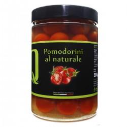 Pomodorini al naturale - Quattrociocchi - 500gr
