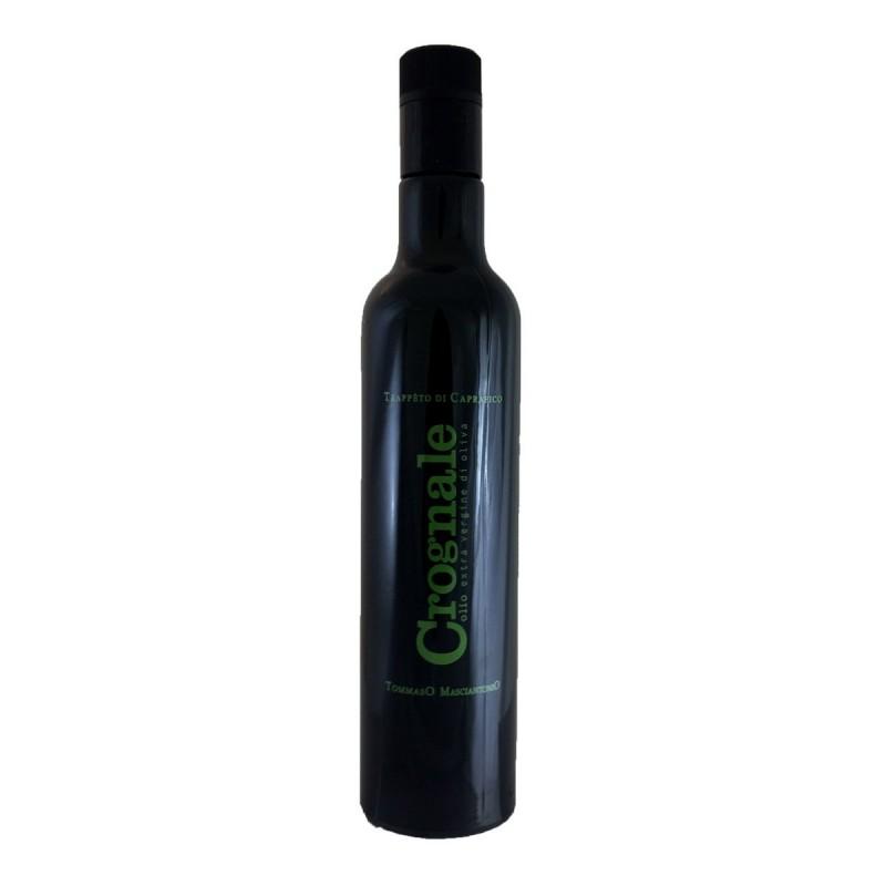 Olio extravergine di oliva Crognale - Trappeto di Caprafico - 500ml