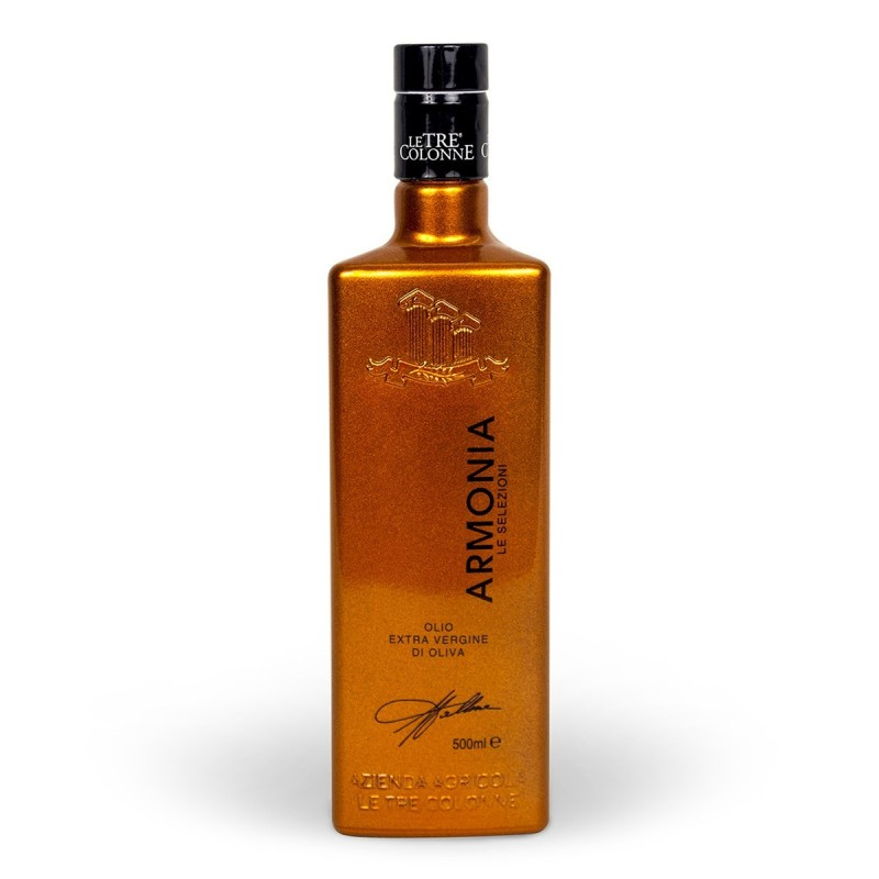 Olio extravergine di oliva Armonia - Le Tre Colonne - 500ml
