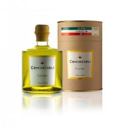 Olio extravergine di oliva Leccino - Comincioli - 250ml