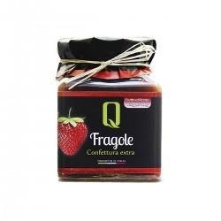 Confettura di Fragole - Quattrociocchi - 350gr
