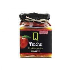 Confettura di Pesche - Quattrociocchi - 350gr