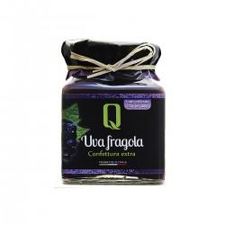 Confettura di Uva Fragola - Quattrociocchi - 350gr