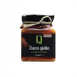 Confettura di Zucca Gialla - Quattrociocchi - 350gr