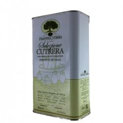 Olio extravergine di oliva Selezione latta - Cutrera - 3l