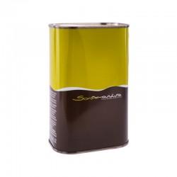 Olio extravergine di oliva Cru Muela lattina - Sommariva - 500ml