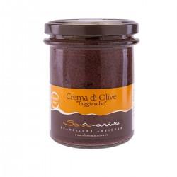 Crema Olive Taggiasche - Sommariva - 180gr