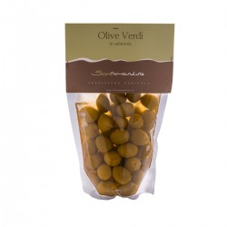 Olive Verdi in Salamoia - Sommariva - 300gr