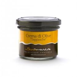 Crema Olive Taggiasche - Sommariva - 100gr