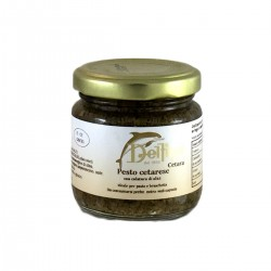 Pesto Cetarese con Colatura di Alici - Delfino - 90gr