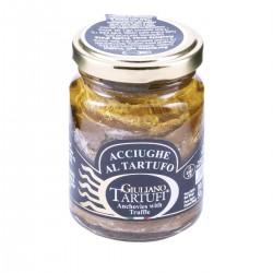 Acciughe al Tartufo - Giuliano Tartufi - 90gr