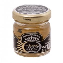 Miele di Acacia al Tartufo - Giuliano Tartufi - 65gr