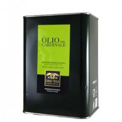 Olio extravergine di oliva del Cardinale - Luigi Tega - 3l